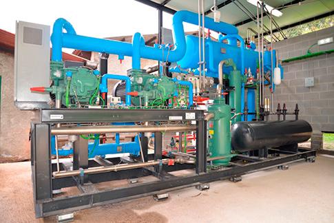 Instalaciones Industriales de Frío